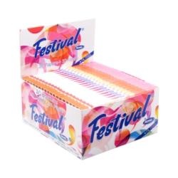Papier + Filtre Festival  carton classique Slim 20/1000