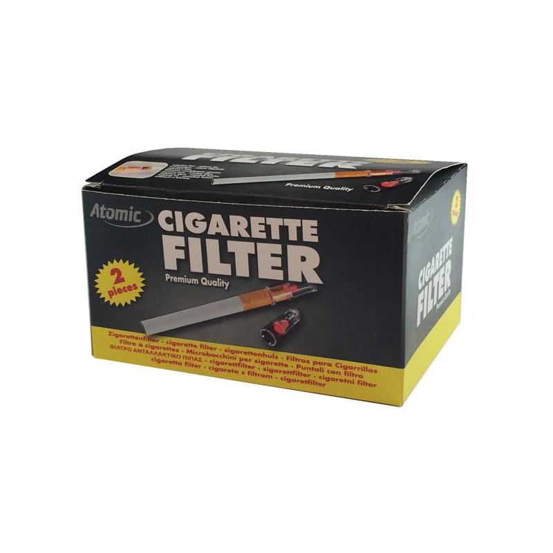 FILTRE CIGARETTE ATOMIC 72 PC / DISPLAY / 2592 PIECES CARTON