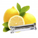 Boite 10 rouleaux 33mm charbon arome citron 1/32*