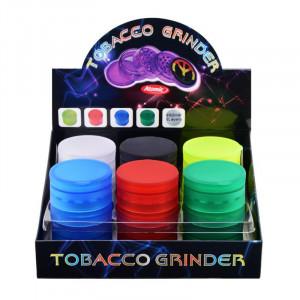 Broyeurs tabac plastique